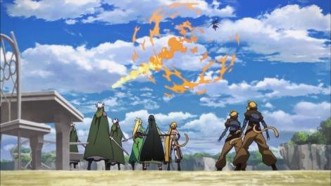 SAO Explosion