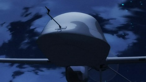 According to the themes of the show, whoever is at the end of this drone should take full responsibility,
