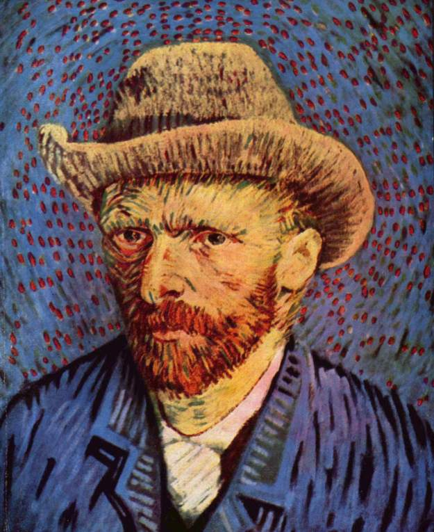 Vincent van Gogh, for example, was a huge Japanese fanboy, and the influence of Japanese aesthetics can be seen throughout much of his art.