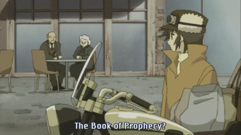 book of prophecy
