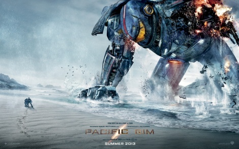 The majority of the databasing in Pacific Rim is taken directly from mecha anime, rather than incorporated from pre-existing Western databases.