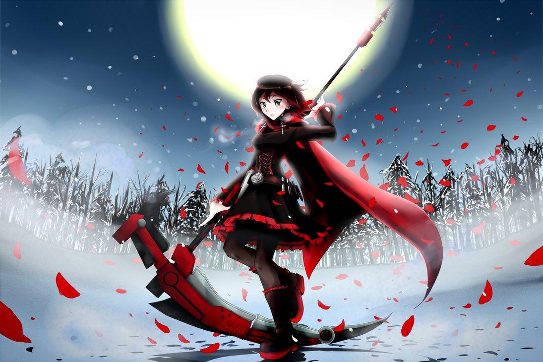rwby ruby