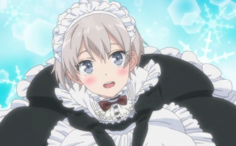 I'm not sure exactly how this fits in, but I just wanted more pictures of Totsuka in this post.