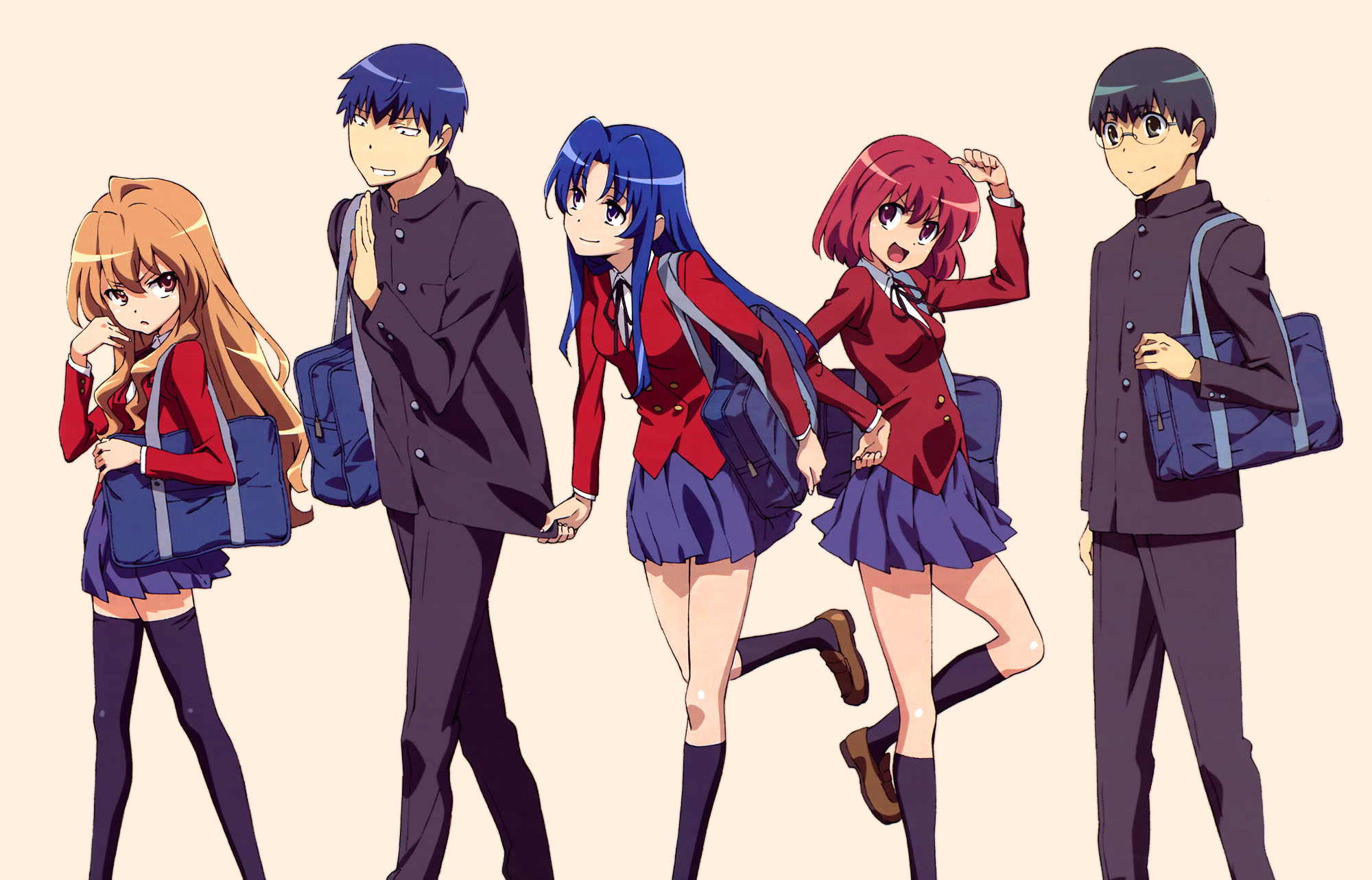 They Deserved Each Other Why I Hated Toradora Chromatic