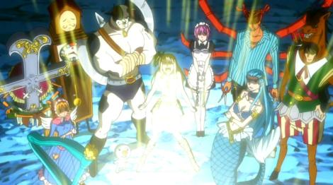 Lucy_standing_with_her_Celestial_Spirits