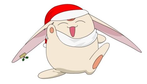 Christmas_Mokona_by_Shinji_Kakaroth