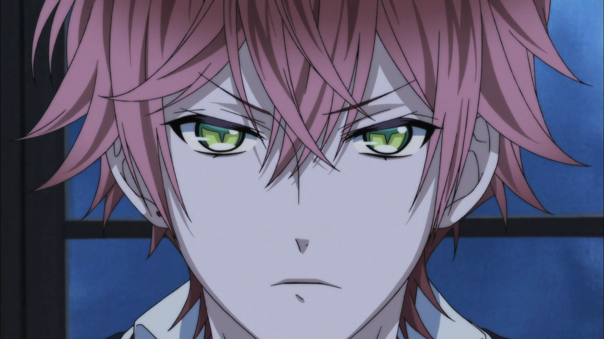 Diabolik Lovers Episode 8 Just Be Quiet And Allow My