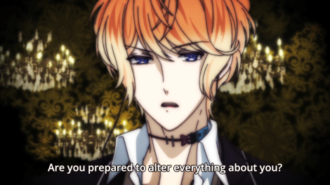 """Diabolik Lovers Episode 12: """"Our Little Bitch is different"""