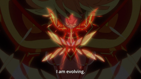 And speaking of TTGL, look at those themes of evolution!