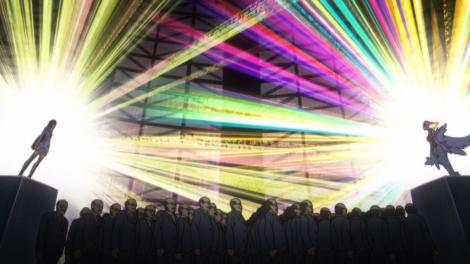 If Satsuki = Sun -> Amaterasu, then by extension Ragyo = Rainbow -> God.