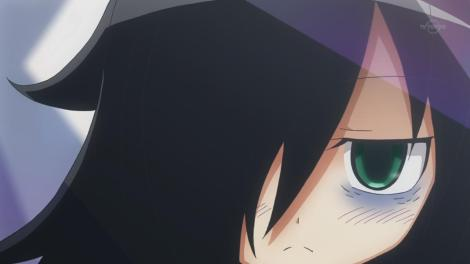 Tomoko disapproves.